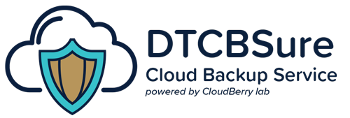 DTCBSure Cloud Backup